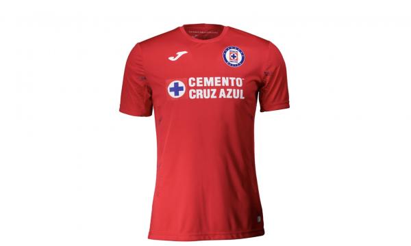 Jersey del Cruz Azul