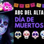 altar de muertos dia de muertos