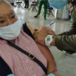 Vacunación Covid en la CDMX