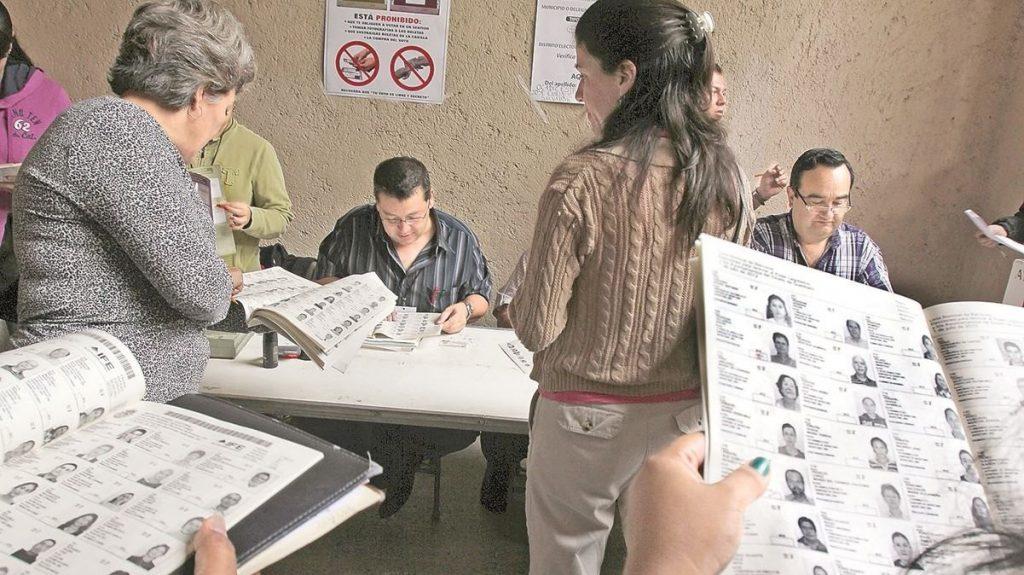Elecciones 2021. Credencial de elector