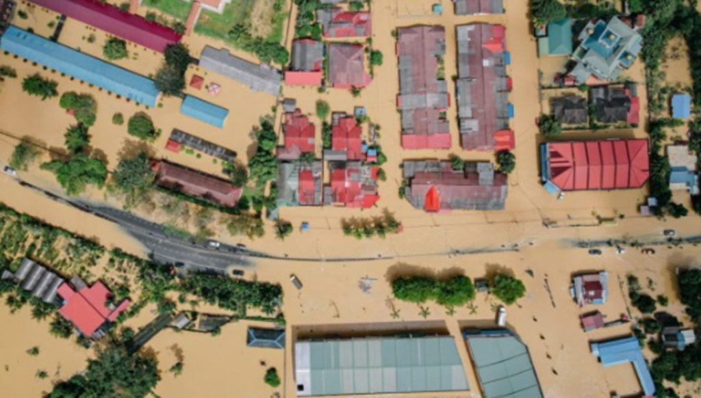 Efectos de los desastres