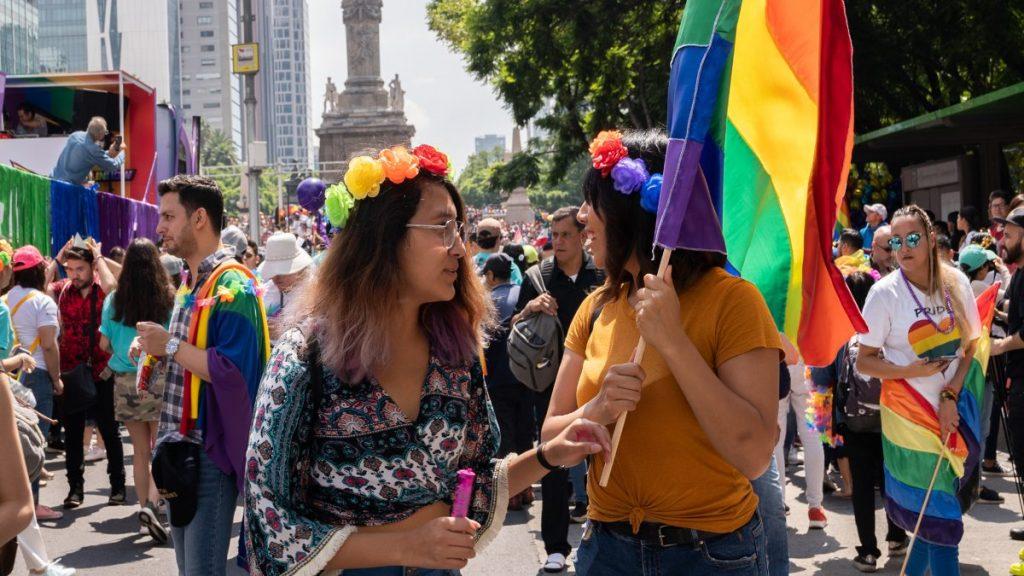 Marcha del Orgullo Gay CDMX 2021