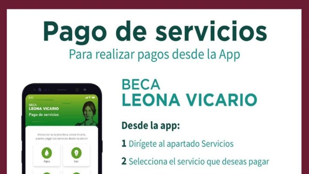 App Beca Leona Vicario