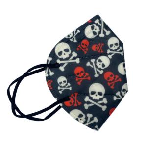 cubrebocas pirata