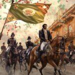 Sedena hará escena del ingreso del Ejército Trigarante