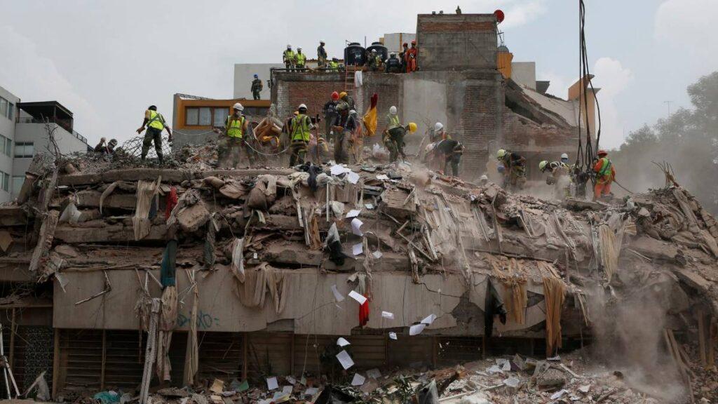 sismo del 19 de septiembre