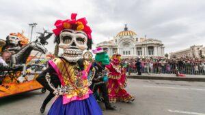 Desfile de Día de Muertos CDMX